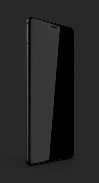 Si BlackBerry incepe sa lanseze smartphone-uri fara margini