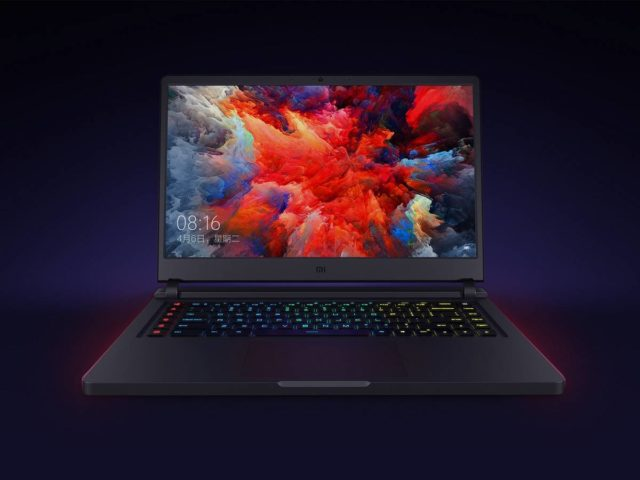 Xiaomi intra in gaming cu Mi Gaming Laptop