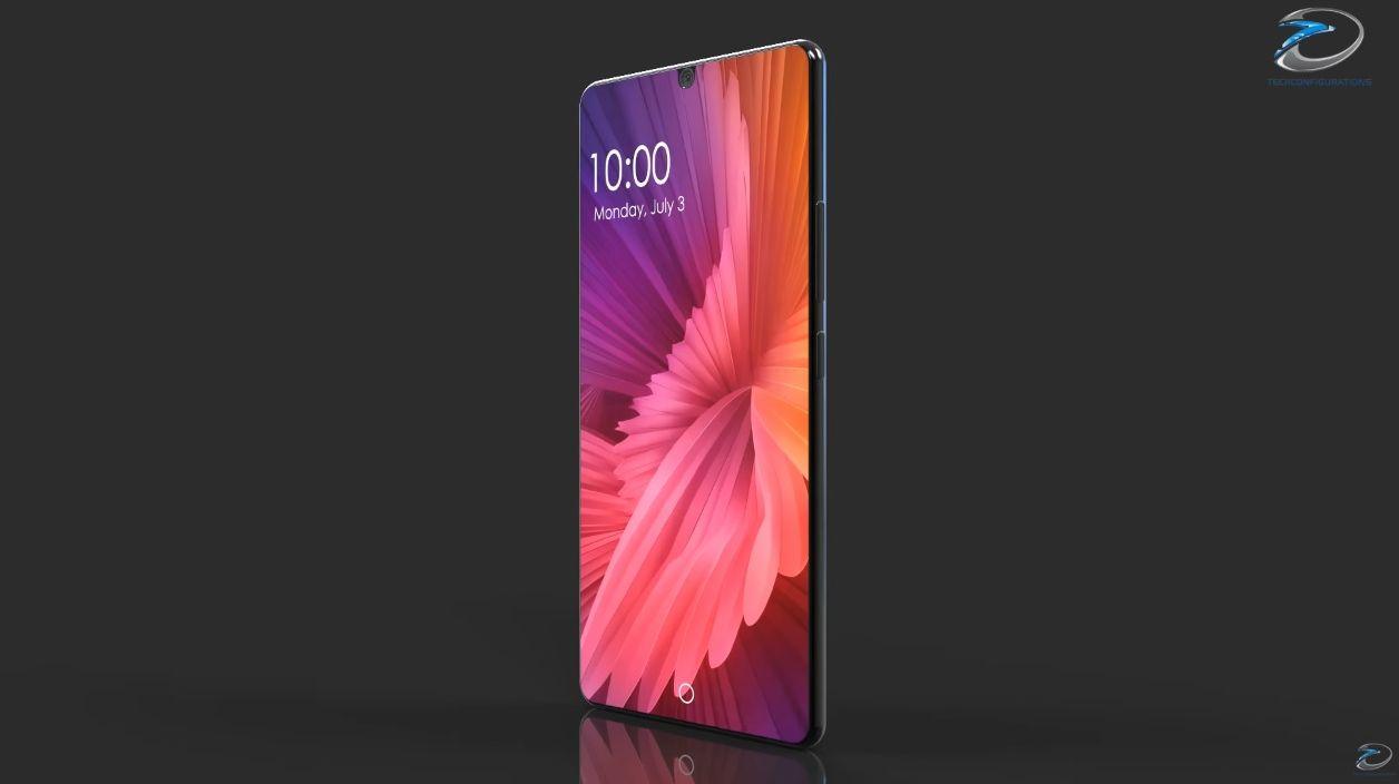 Care ar putea fi primul telefon Xiaomi cu senzor de amprente in display