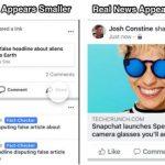 Ce metoda ingenioasa a ales Facebook pentru ca stirile false sa fie mai putin vizibile