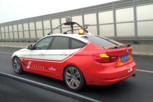 Companiei Baidu i s-a permis sa-si testeze masinile fara sofer pe strazile din China