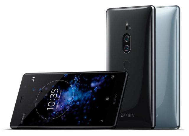 Cum este telefonul Sony Xperia XZ2 Premium anuntat oficial