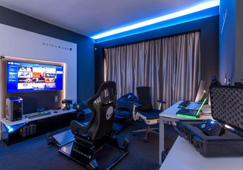 Hotelul Hilton din Panama are o camera Alienware de gaming