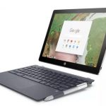 Tableta HP Chromebook x2 - rivala pentru iPad Pro - cu tastatura detasabila a fost lansata