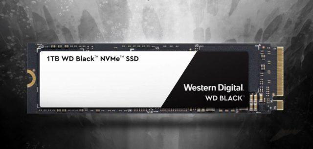 Western Digital dezvaluie SSD-ul NVMe de gaming compatibil 4K
