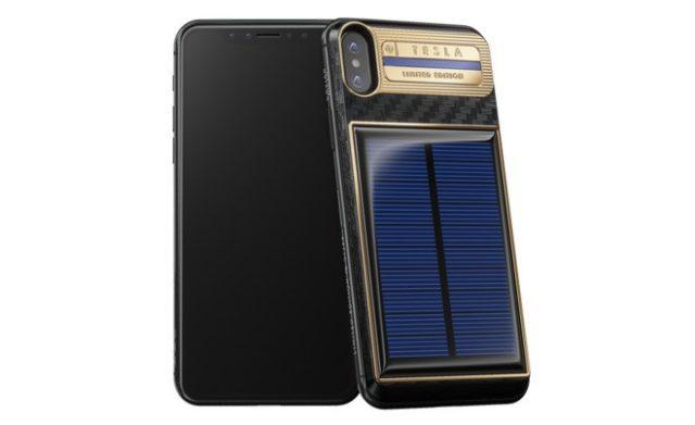 Ce preturi va avea carcasa de iPhone X alimentata solar