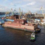 Ce tara a lansat prima centrala nucleara plutitoare din lume