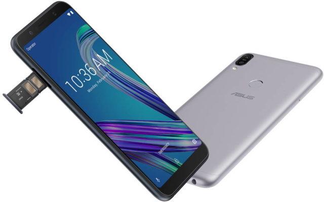 Cum este ASUS ZenFone Max Pro, noul smartphone lansat de companie