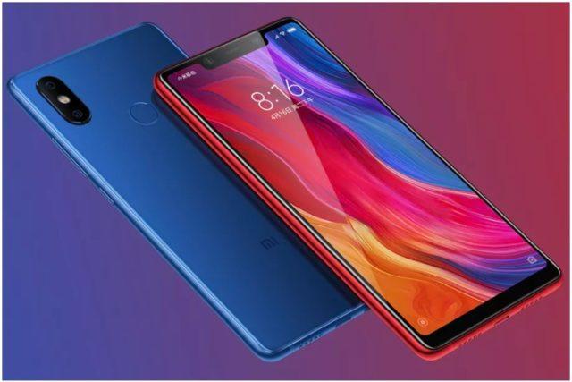 Cum este smartphone-ul Xiaomi Mi 8 anuntat oficial