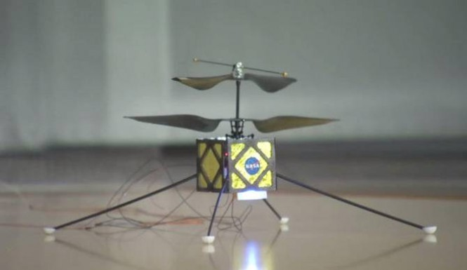 De ce NASA trimite un elicopter pe Marte