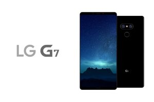 Displayul smartphone-ului LG G7 are o luminozitate fantastica