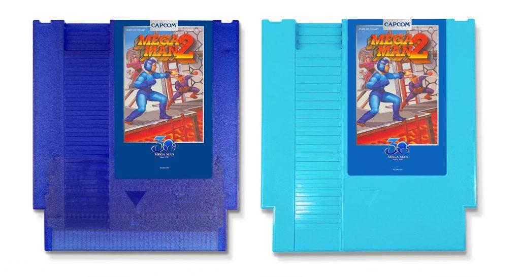 Jocurile Mega Man 2 si Mega Man X sunt lansate din nou pe cartuse