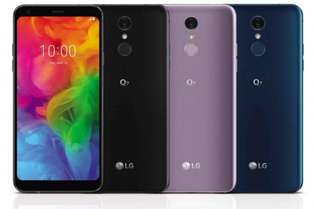 LG Q7 anuntat oficial ar putea fi cel mai bun smartphone de buget din 2018