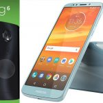 Motorola dezvaluie smartphone-uri Moto G6 si Moto E5 - specificatii oficiale