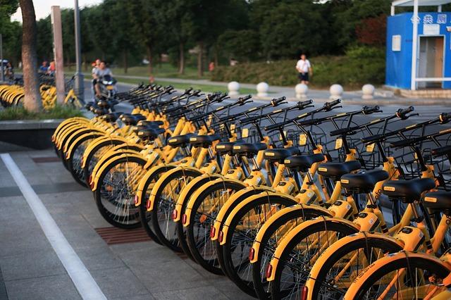 Ce companie de sharing de biciclete ar putea cumpara compania Uber