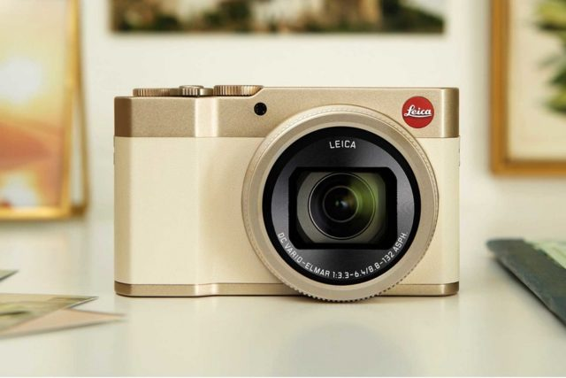 Ce pret are camera Leica C-Lux cu zoom lung