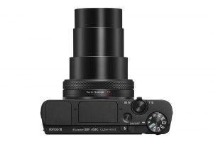 Cea mai buna camera compacta - Sony RX100 VI - primeste obiectiv cu zoom lung