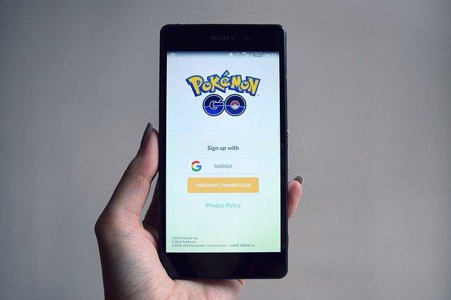 Comertul ajunge in sfarsit pe jocul Pokemon GO