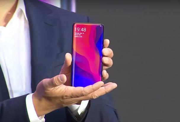 Cum reuseste smartphone-ul Oppo Find X sa aiba un display cu acoperire de 93,8%