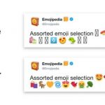 De ce Twitter isi lanseaza propriile emoji-uri