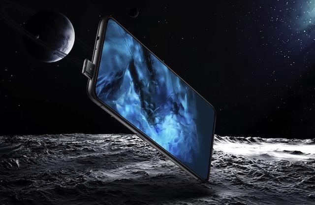 De ce-i unic smartphone-ul Vivo Nex lansat cu display fara margini