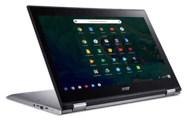 La ce sunt utile noile Chromebook-uri Acer Spin 15 si Spin 13