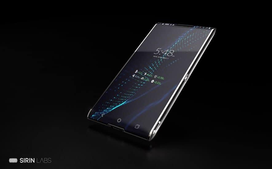 Sirin confirma specificatiile lui Finney - primul smartphone blockchain din lume