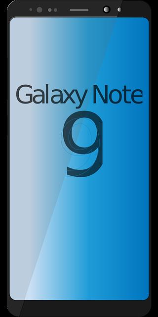 Smartphone-ul Samsung Galaxy Note 9 ar putea avea o baterie uimitoare