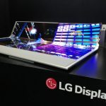 Unde a prezentat LG un display OLED flexibil si transparent de 77 inci