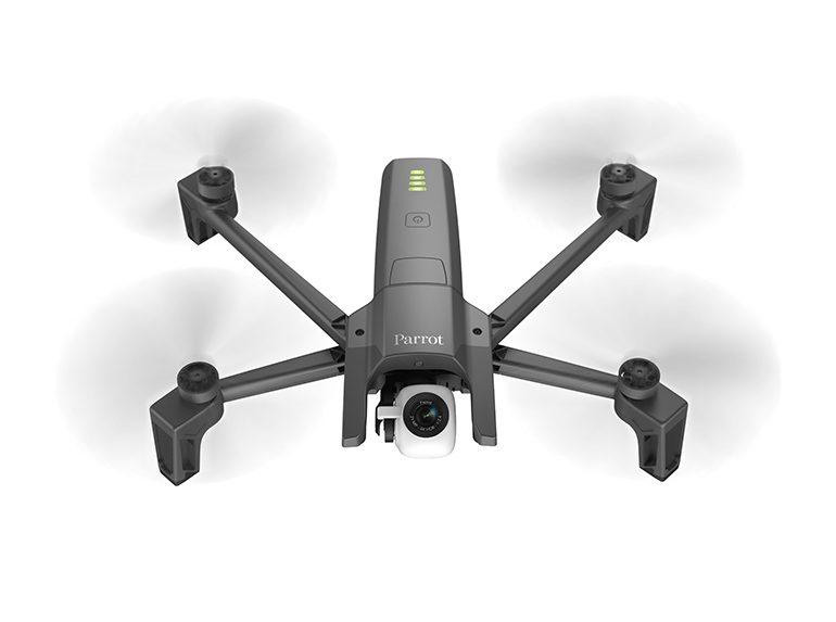 Ce pret are drona 4K Parrot Anafi mica si pliabila