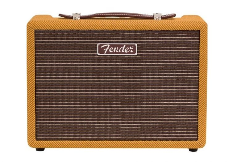 Ce pret are noua boxa Bluetooth cu aspect vintage a Fender