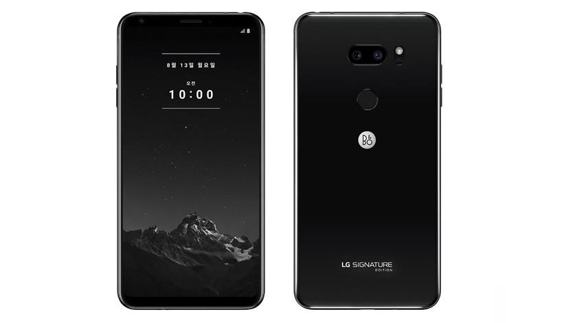 Ce pret are smartphone-ul LG V35 ThinQ Signature Edition