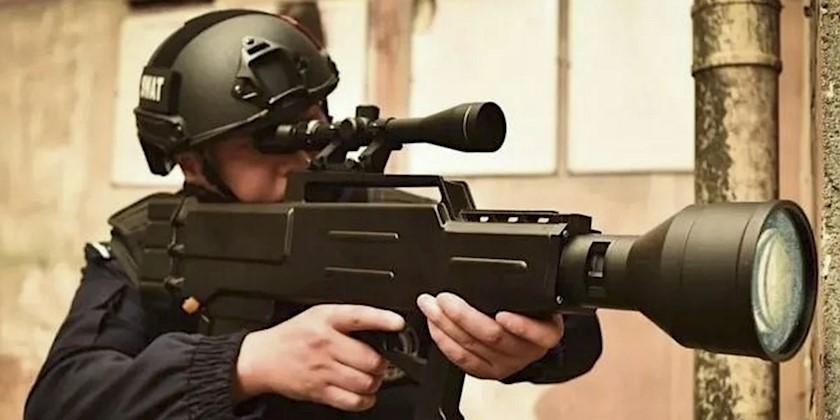 De la ce distanta poti lua foc din cauza noii arme laser a Chinei