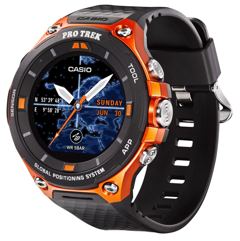 Cum este noul smartwatch Casio Pro Trek Smart anuntat oficial