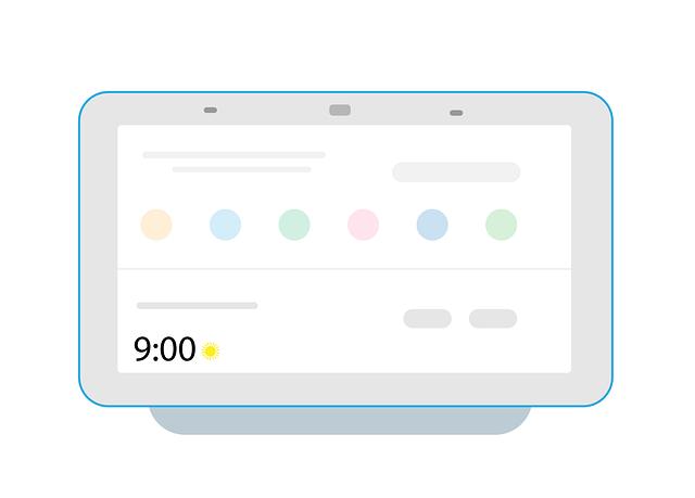 Boxa inteligenta Google Home Hub are un pret foarte mic