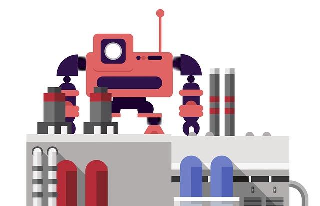 Cat costa o noua fabrica in care robotii vor construi roboti