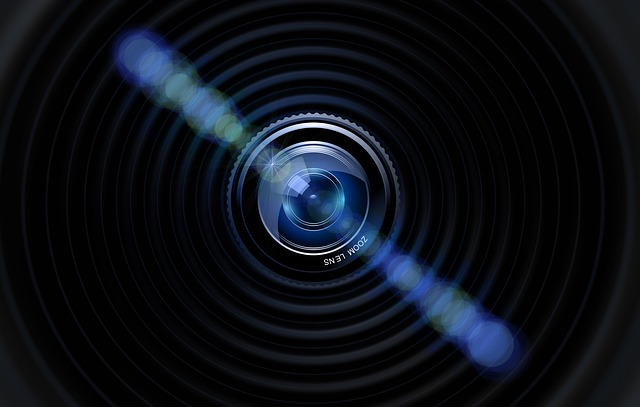 Cat de bun e un obiectiv de camera din gheata creat de un fotograf