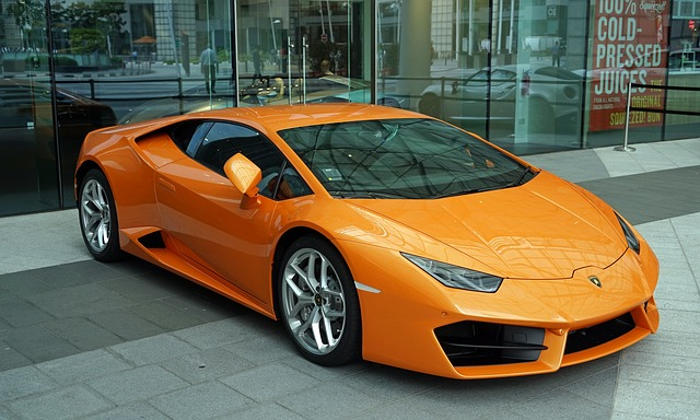 Ce amenda totala uriasa a adunat un turist cu Lamborghini in numai 4 ore