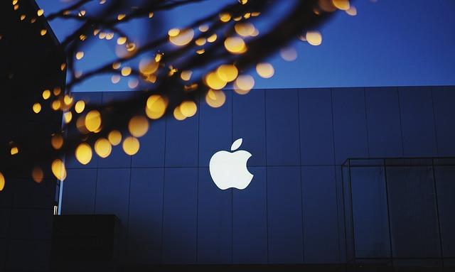 Ce comunicat de presa a oferit Apple