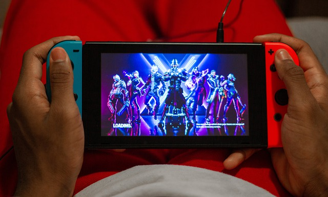 Ce numar urias de console Nintendo Switch au Fortnite instalat
