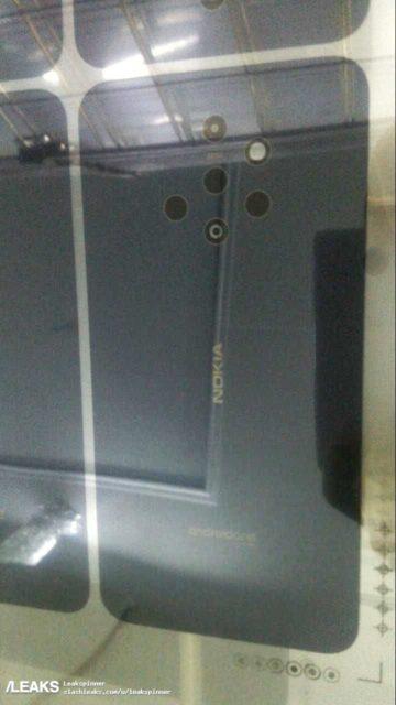 Cum ar putea arata primul smartphone Nokia cu 5 camere
