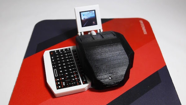 ---Cum arata mouse-ul care e si computer