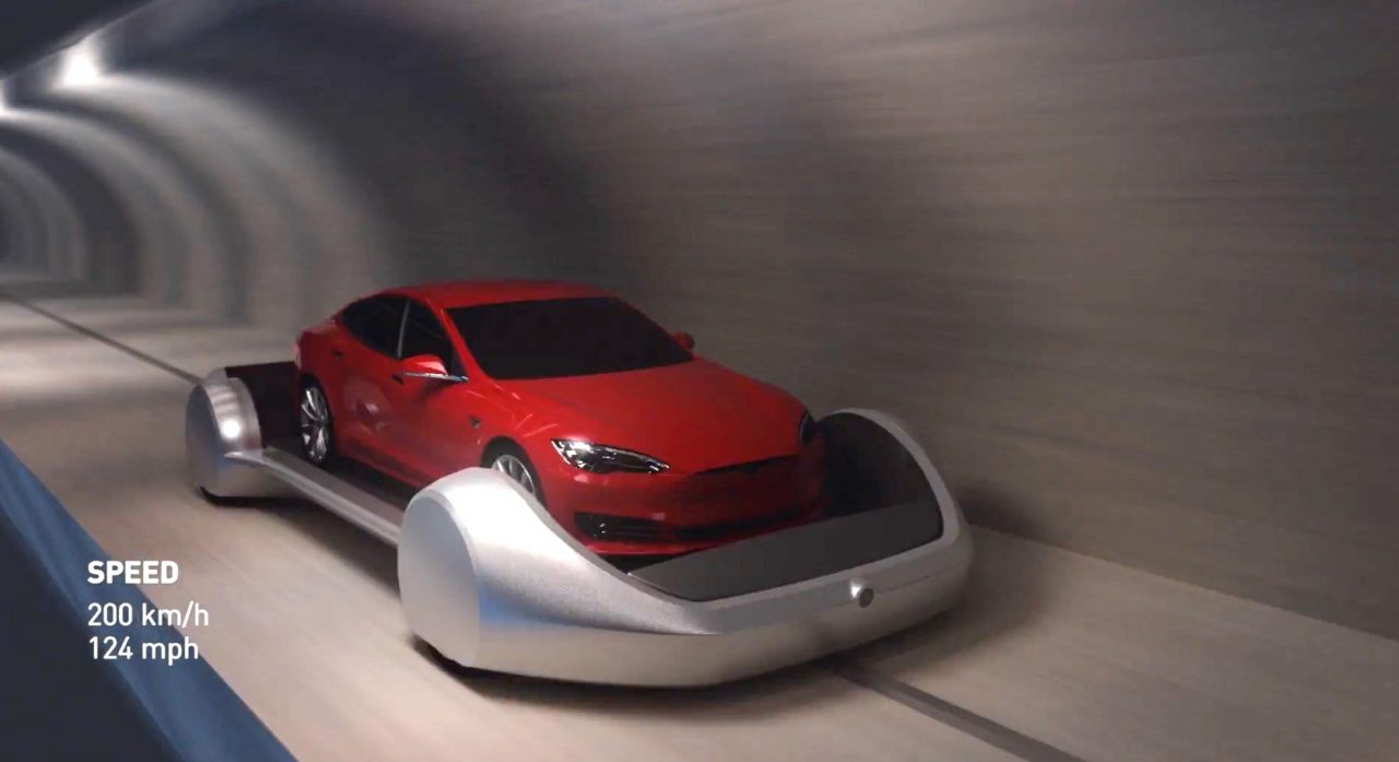 Elon Musk ne dezvaluie cum arata primul tunel pe care l-a forat in Los Angeles