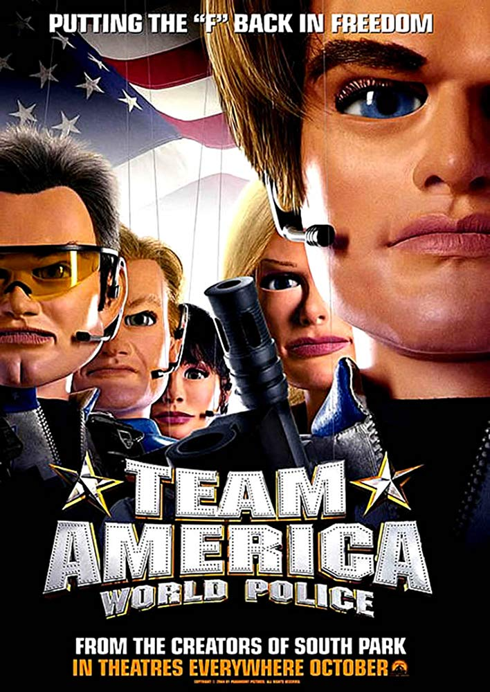 Team America World Police (2004)