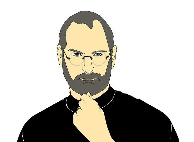 Cu cat s-a vandut cartea de vizita a lui Steve Jobs la o licitatie