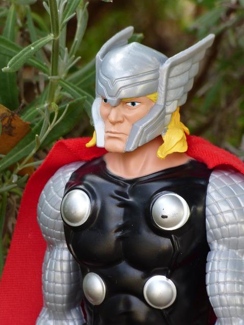 Cum a creat cineva o casca Thor care iti transforma ochii in unii stralucitori
