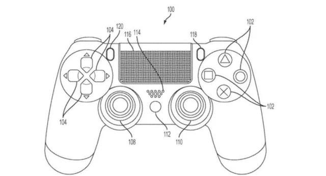 Cum ar putea arata controlerul PS cu touchscreen al Sony