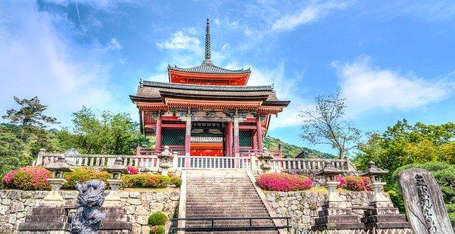 Cum estimeaza un site aglomerarea de turisti din Kyoto