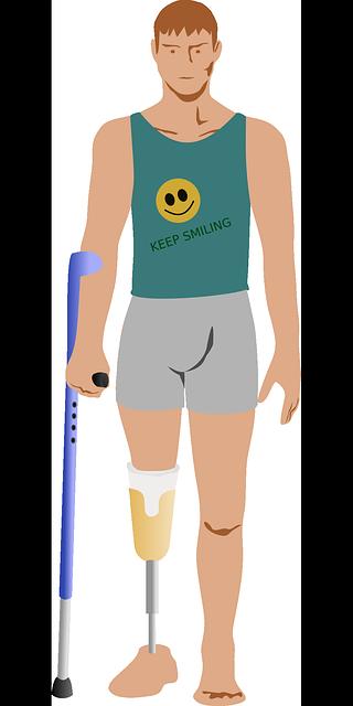 Cum pot fi imbunatatite membrele protetice pentru ca pacientii sa mearga mai bine si mai rapid