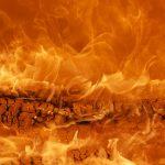 Cum a fost utila o drona de 30.000 de dolari pompierilor care luptau cu un mare incendiu